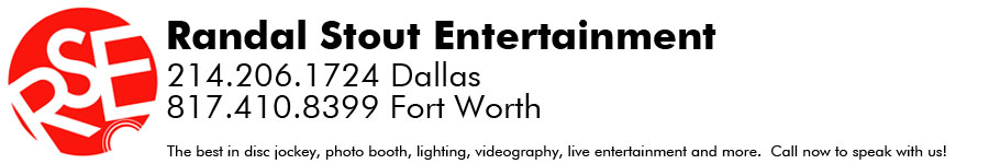 Randal Stout Entertainment logo